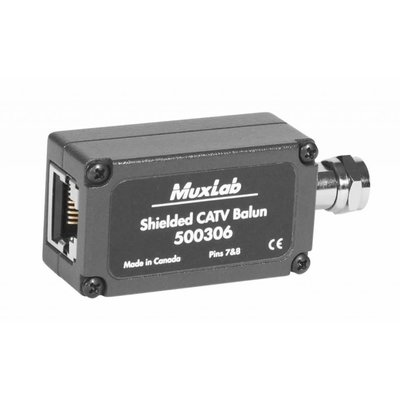 MuxLab 500306 Kabel TV over UTP (afgeschermd)