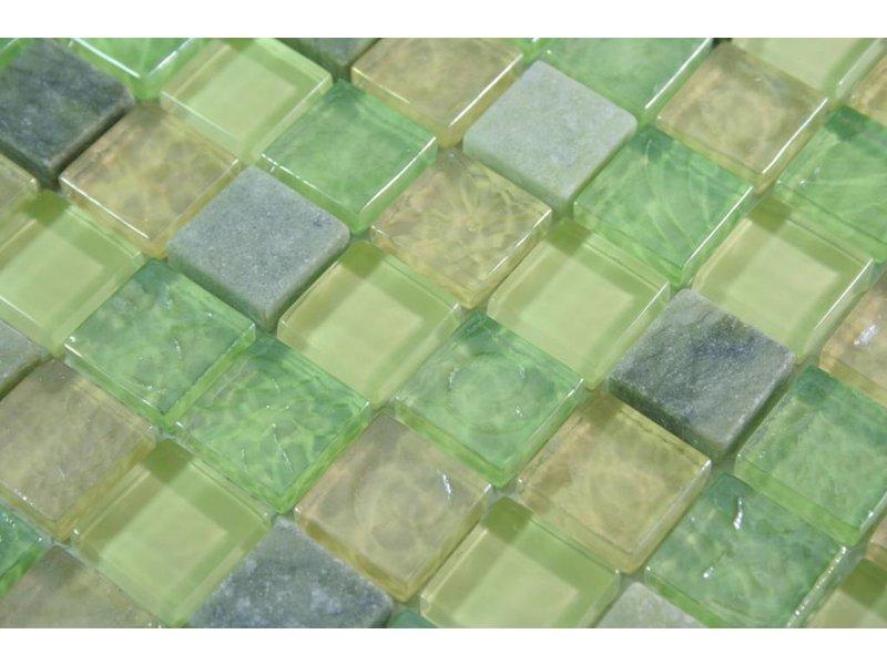 Bunte Mosaikfliesen Wohnen Im Urlaubsambiente Mosaic Outlet - Mosaik fliesen outlet
