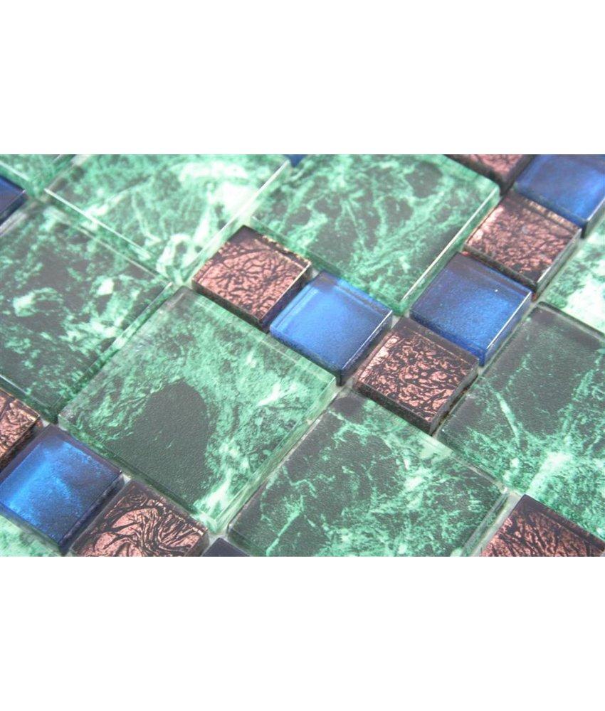 Glasmosaik Fliesen günstig & bequem online bestellen - Mosaic Outlet