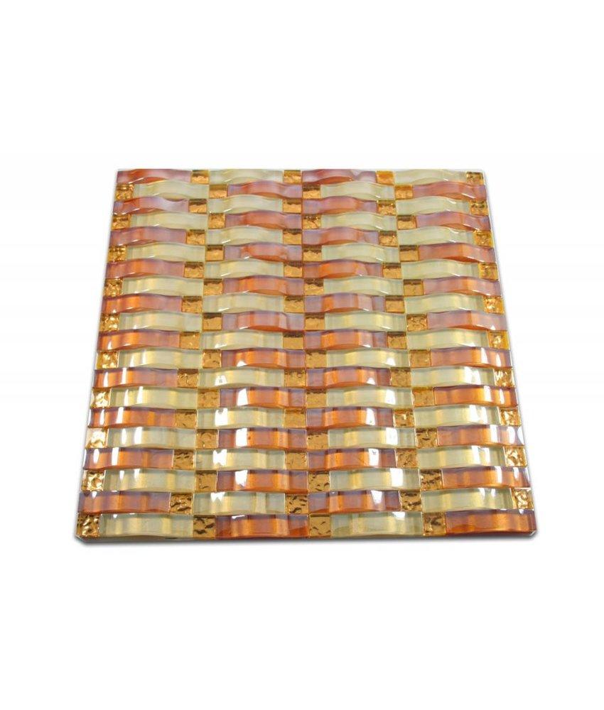 Glasmosaik Fliesen Günstig U0026 Bequem Online Bestellen   Mosaic Outlet,  Wohnzimmer Dekoo