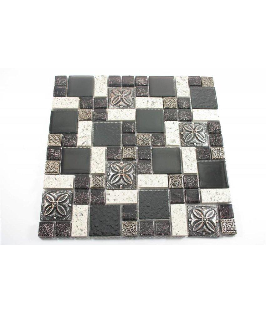 Mosaikfliesen grau  Mosaikfliesen für jeden Einsatzbereich zu günstigen Preisen ...