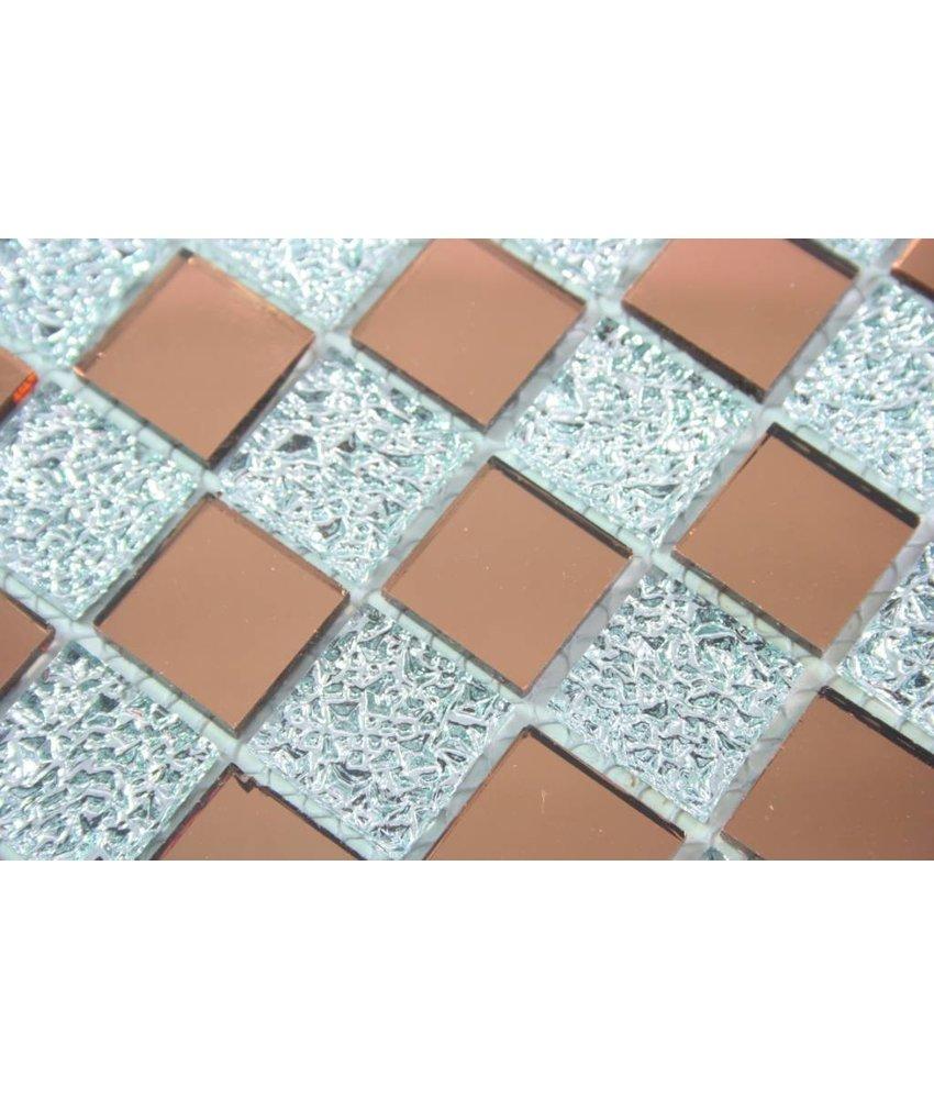 Mosaikfliesen Fliesen Einfach Und Bequem Online Bestellen Mosaic - Fliesen silbergrau