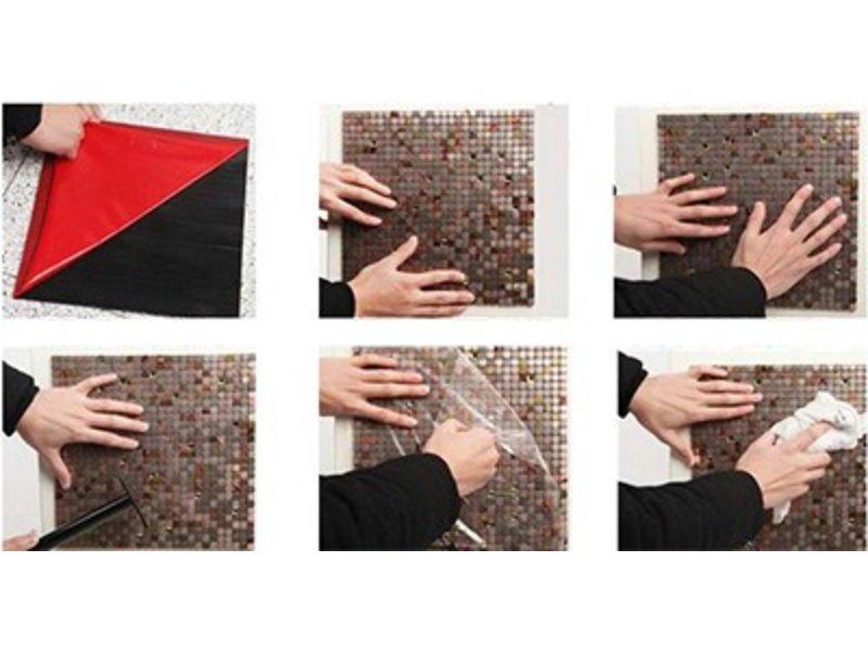 selbstklebende mosaikfliesen venedig kupfer blau grau mosaic outlet. Black Bedroom Furniture Sets. Home Design Ideas