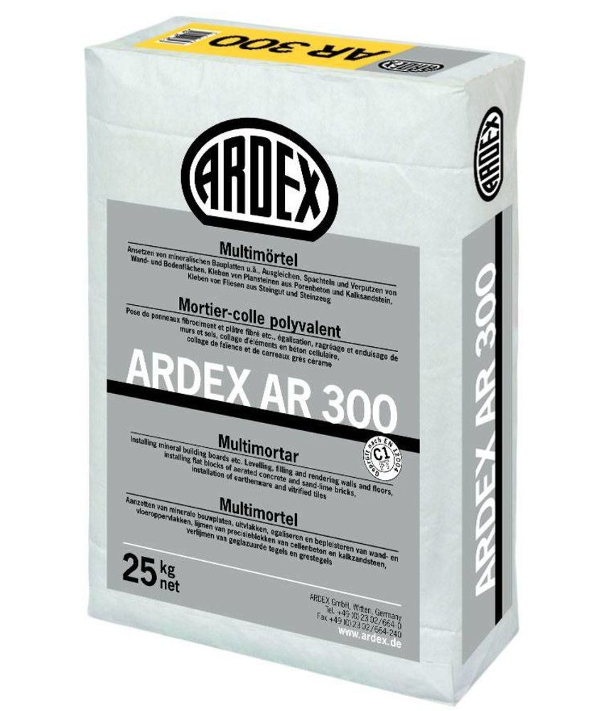 AR300 Multimörtel (25 Kg)