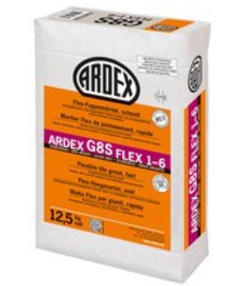G8 S FLEX 1-6 – Flex-Fugenmörtel, schnell