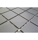 BÄRWOLF Keramik Mosaikfliesen UG-5029 Grip grau