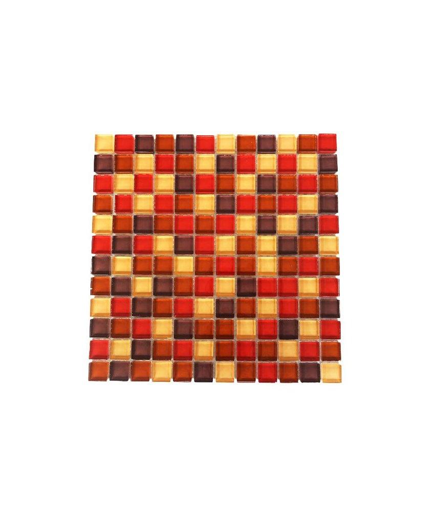 Glasmosaik fliesen günstig & bequem online bestellen   mosaic outlet