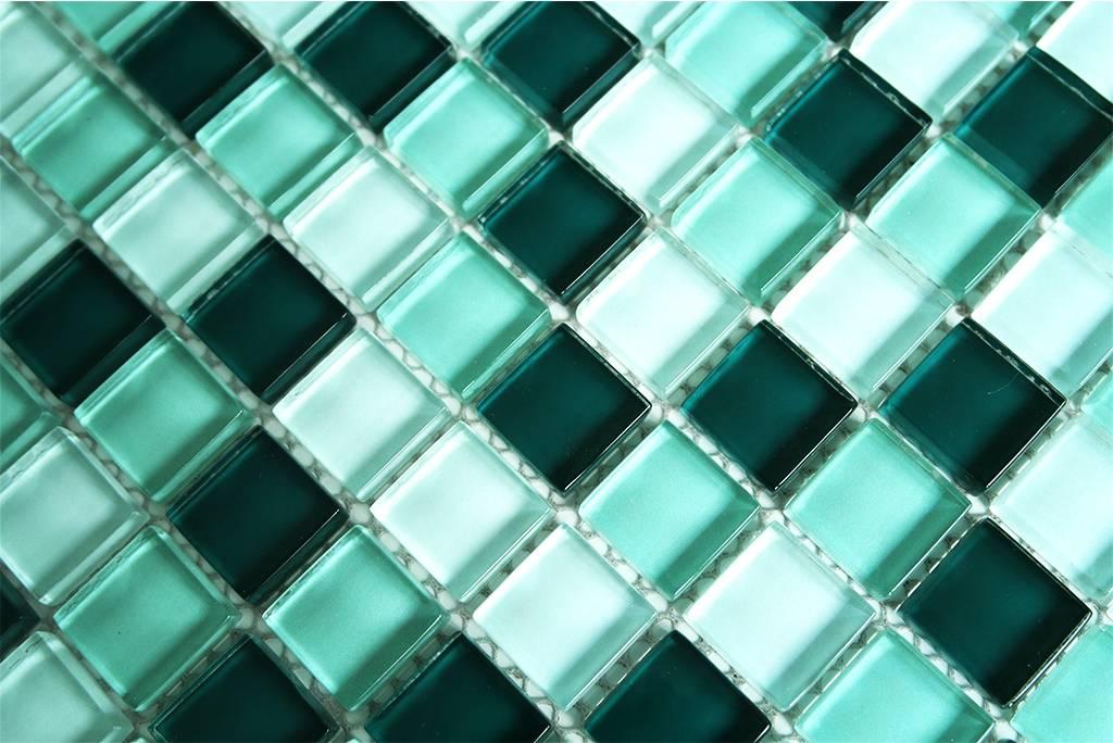 glasmosaik fliesen wei gr n mix mosaic outlet. Black Bedroom Furniture Sets. Home Design Ideas