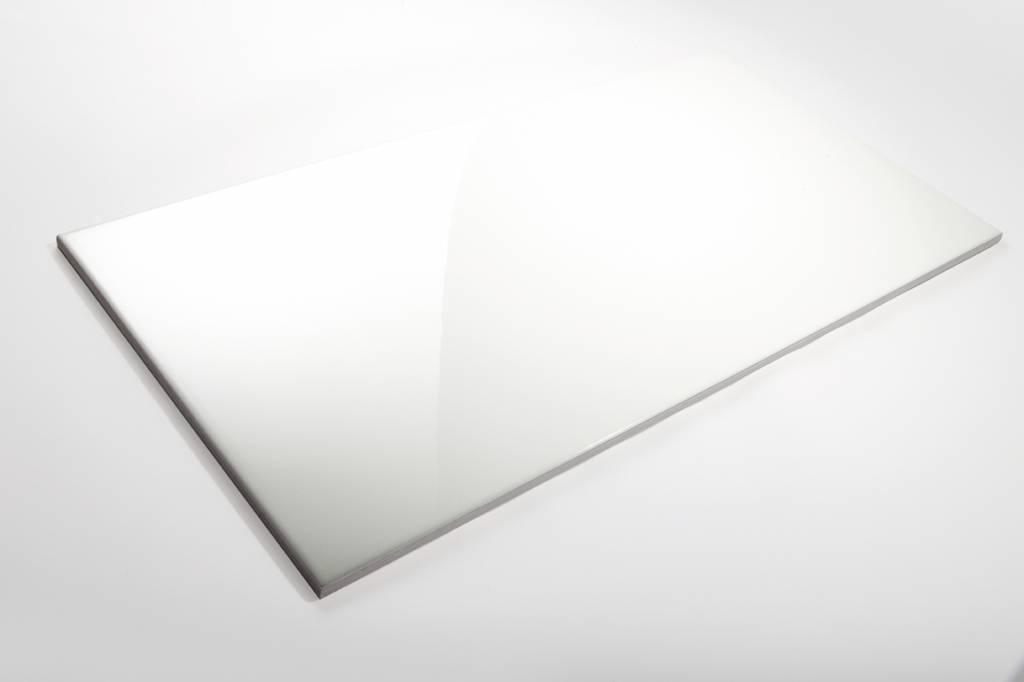 Wandfliesen Nicht Rektifiziert Weiß Glänzend X Cm Mosaic - Fliesen kalibriert oder nicht