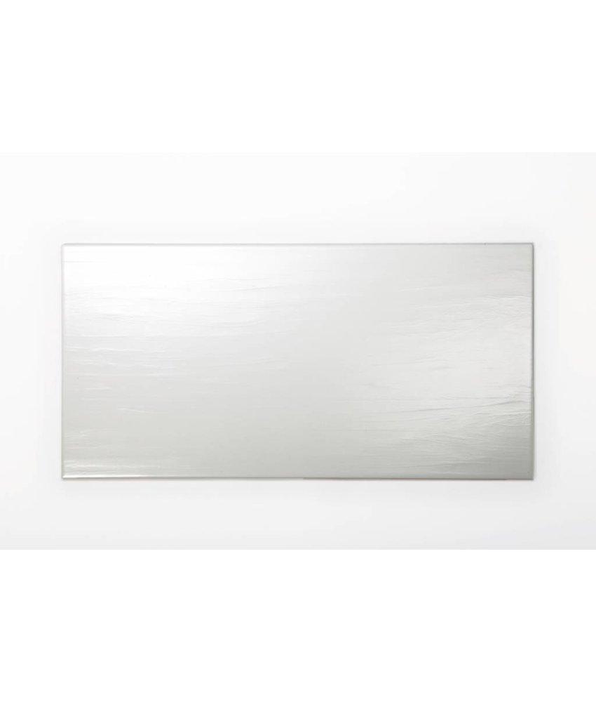 Wandfliesen nicht rektifiziert - LOUISIANA weiß strukturiert matt - 30x60 cm
