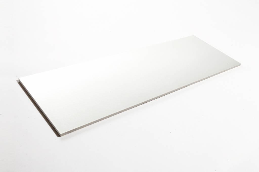 Fabulous Wandfliesen rektifiziert - weiß matt - 30x90 cm - Mosaic Outlet XM88