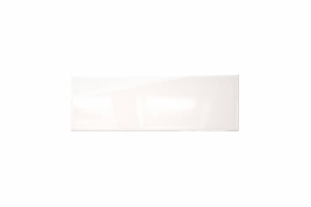Metro Fliesen 9 7x29 7 cm weiß glänzend 10x30 cm