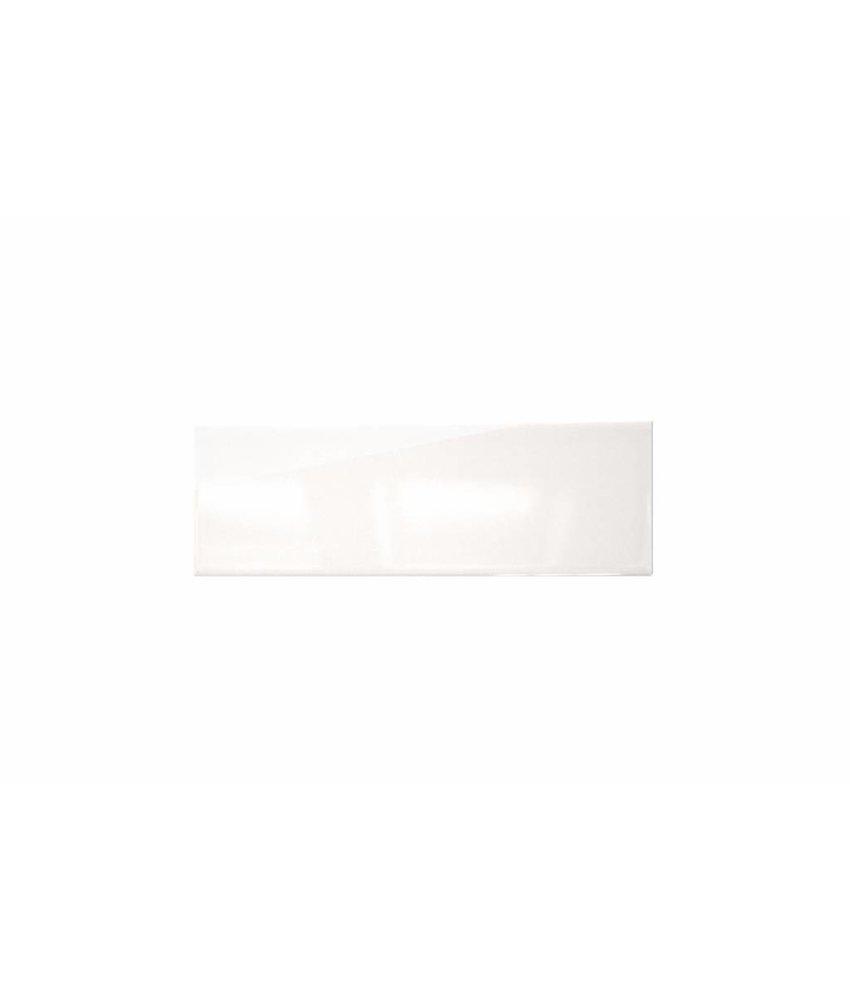 Metro Fliesen 9,7x29,7 cm - weiß matt - 10x30 cm