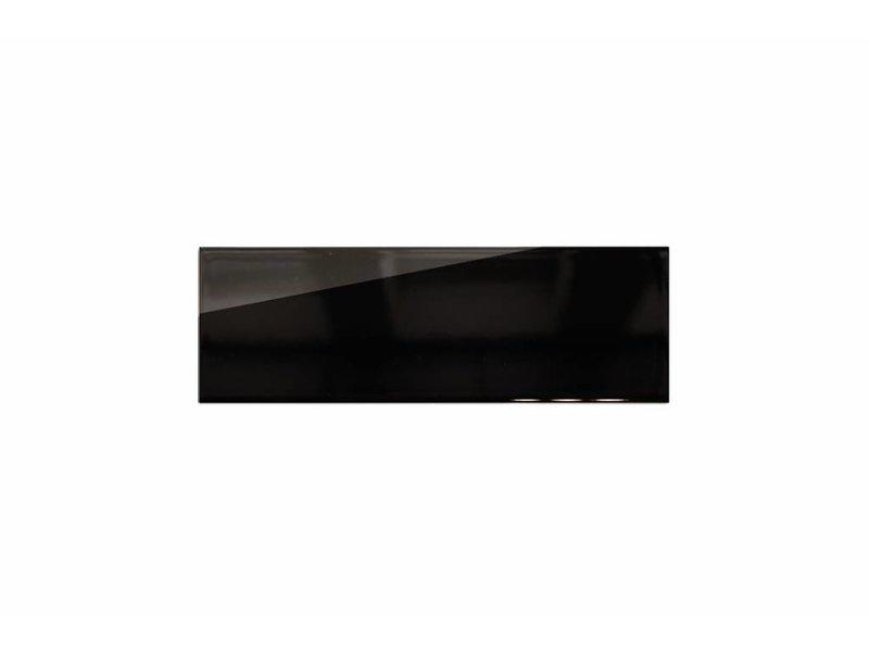 metro fliesen 9 7x29 7 cm schwarz gl nzend 10x30 cm mosaic outlet. Black Bedroom Furniture Sets. Home Design Ideas
