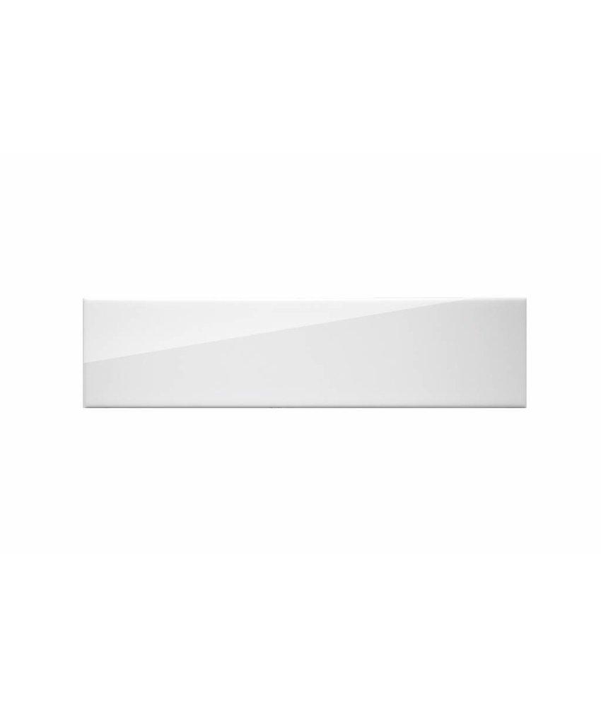Metro Fliesen - weiß glänzend - 10x40 cm