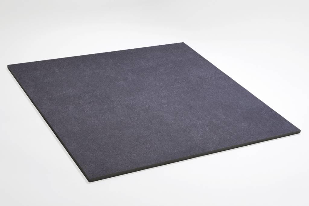 feinsteinzeug glasiert calissi anthrazit 80x80 cm. Black Bedroom Furniture Sets. Home Design Ideas