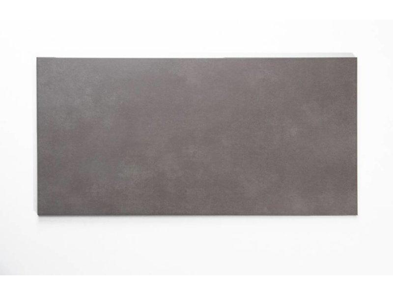 Feinsteinzeug Glasiert Nicht Rektifiziert Prag Grau 30x60 Cm