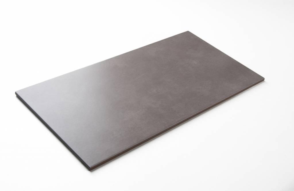 Feinsteinzeug glasiert nicht rektifiziert prag grau cm