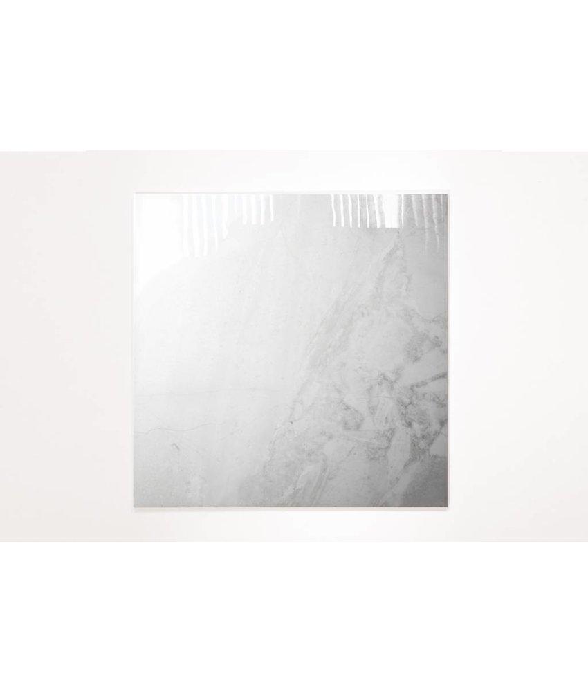 Feinsteinzeug glasiert und poliert - LEA White - 60x60 cm