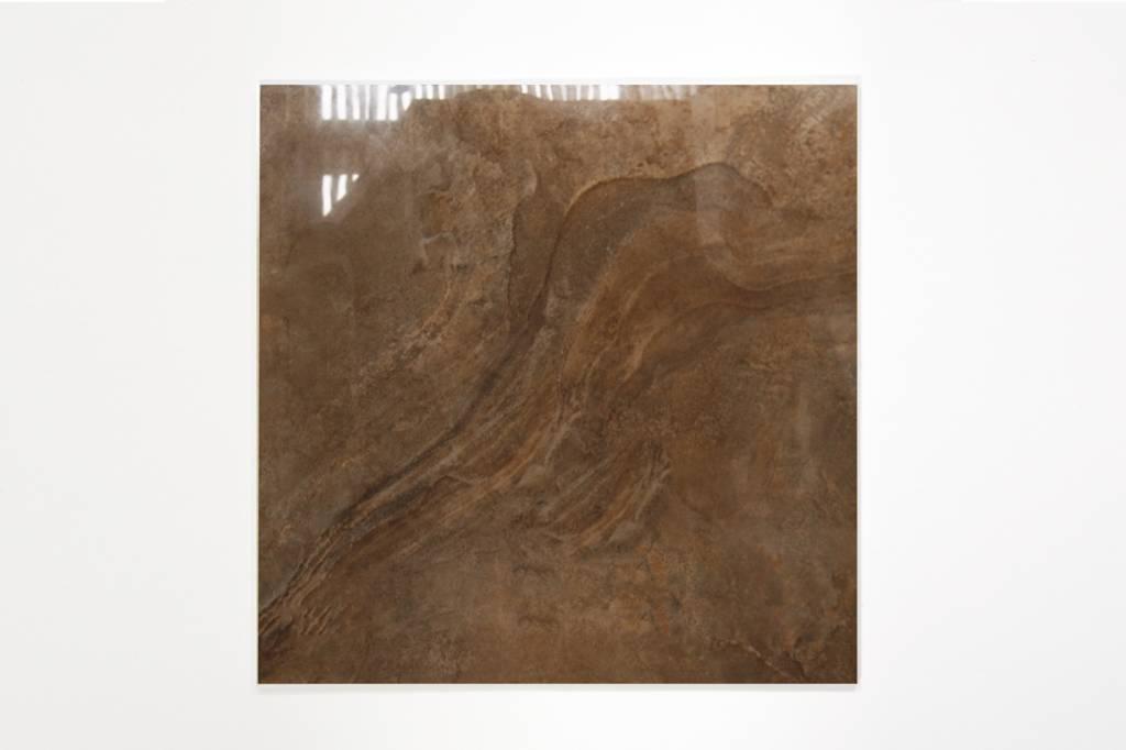 Feinsteinzeug Glasiert Und Poliert LEA Marone X Cm Mosaic - Fliesen glasiert oder poliert