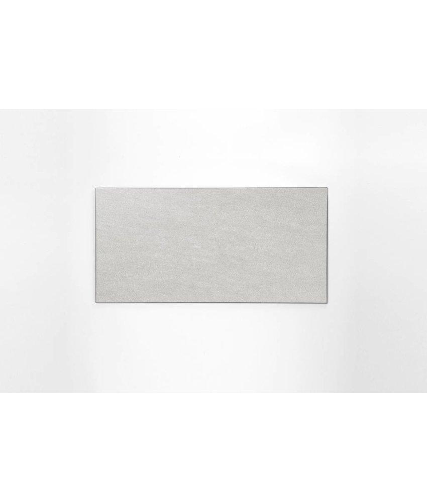 Feinsteinzeug unglasiert - PICCADILLY hellgrau - 30x60 cm