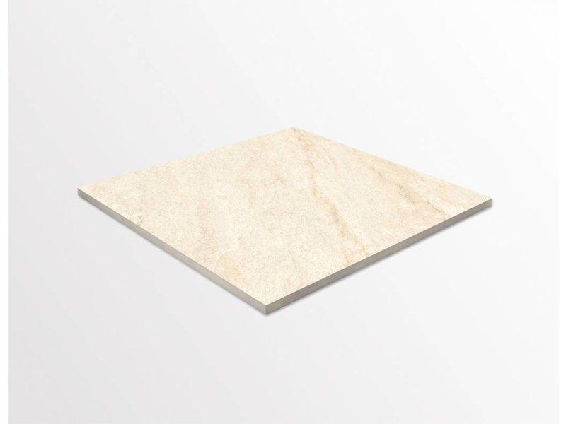 terrassenplatten terra magma beige 60x60x2 cm mosaic. Black Bedroom Furniture Sets. Home Design Ideas