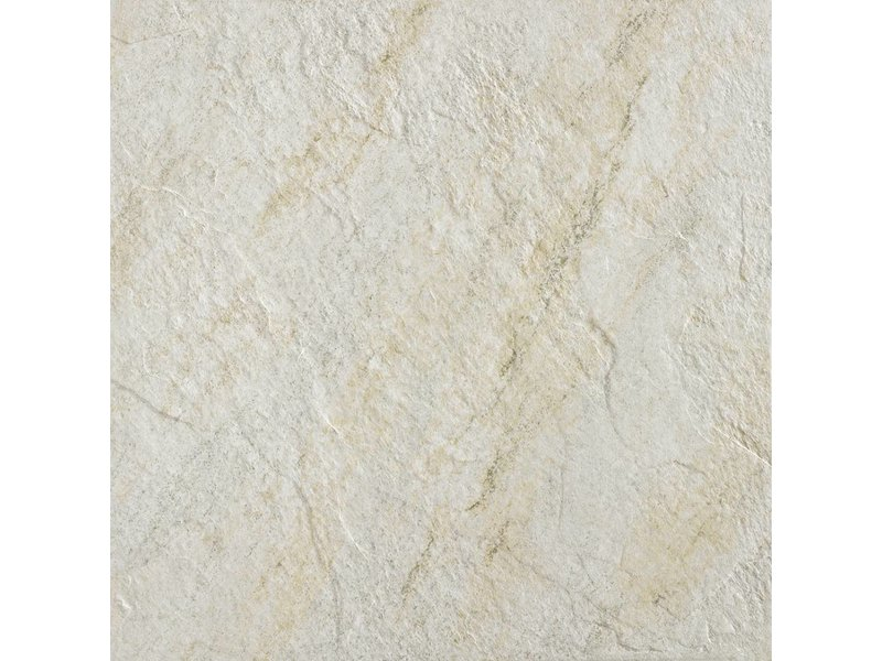 Terrassenplatten TERRA Magma ivory 60x60x2 cm Mosaic