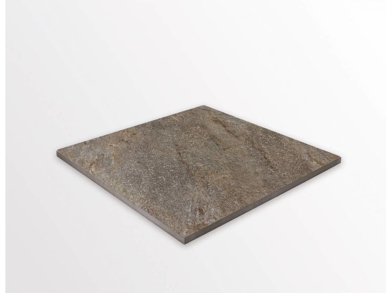 terrassenplatten terra magma brown 60x60x2 cm mosaic. Black Bedroom Furniture Sets. Home Design Ideas