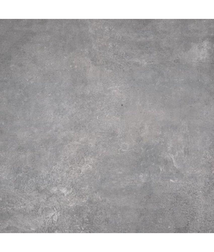 Terrassenplatten - TERRA Cast Cement grey - 60x60x2 cm