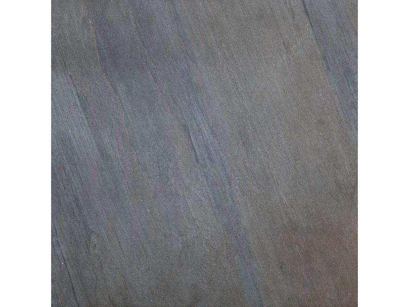 Terrassenplatten TERRA Texture braun grau 60x60x2 cm