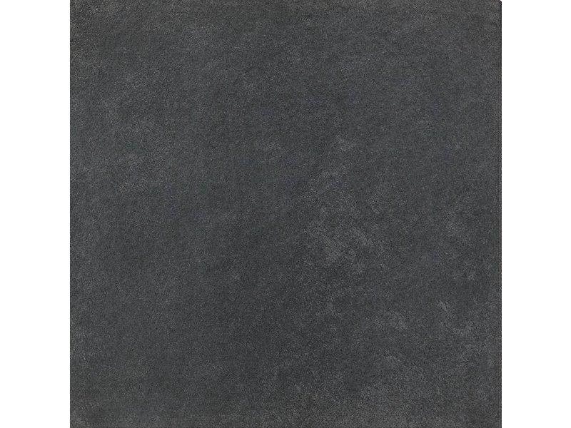 Terrassenplatten TERRA Casa negro 60x60x2 cm Mosaic