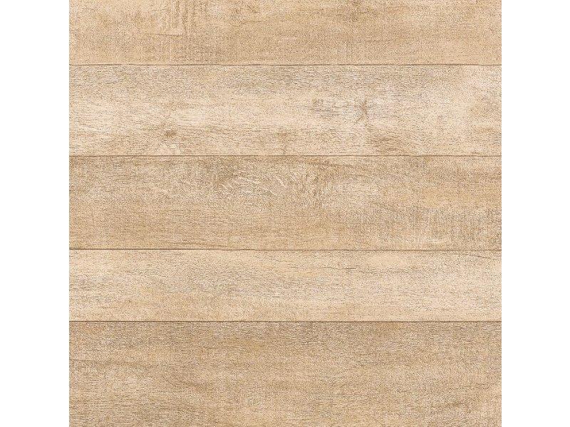Terrassenplatten TERRA Natura Wood hell 60x60x2 cm