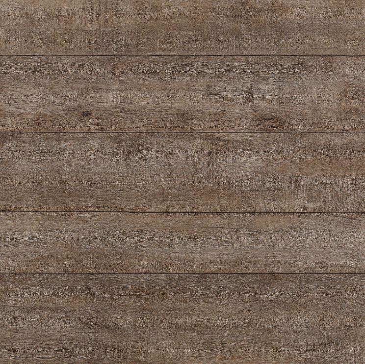 Terrassenplatten TERRA Natura Wood dunkel 60x60x2 cm