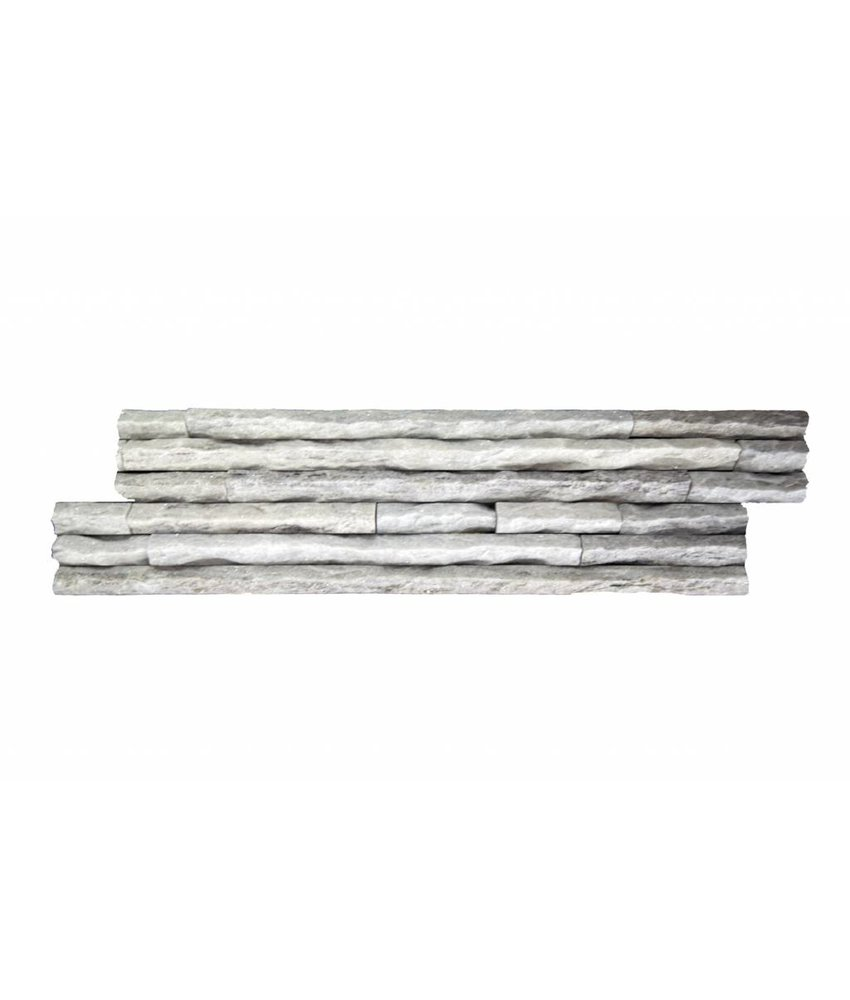 Brickstones - AFIL white - 15x55 cm