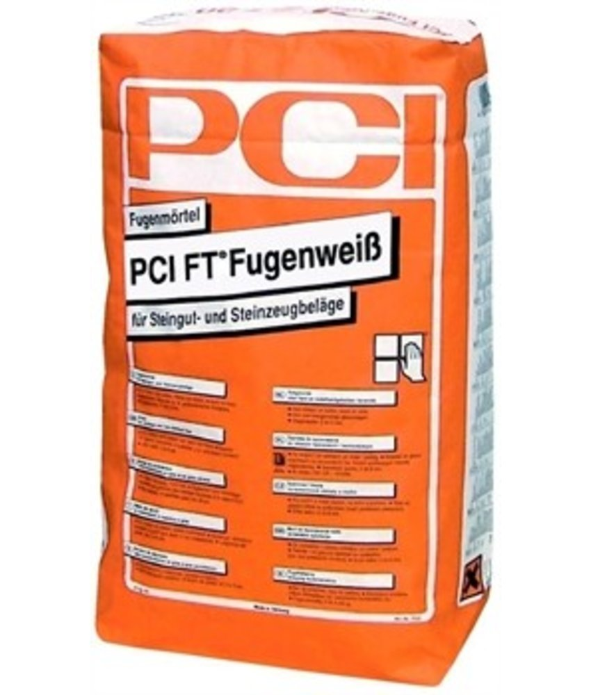 FT-FUGENWEIß – Fugenmörtel (weiß)