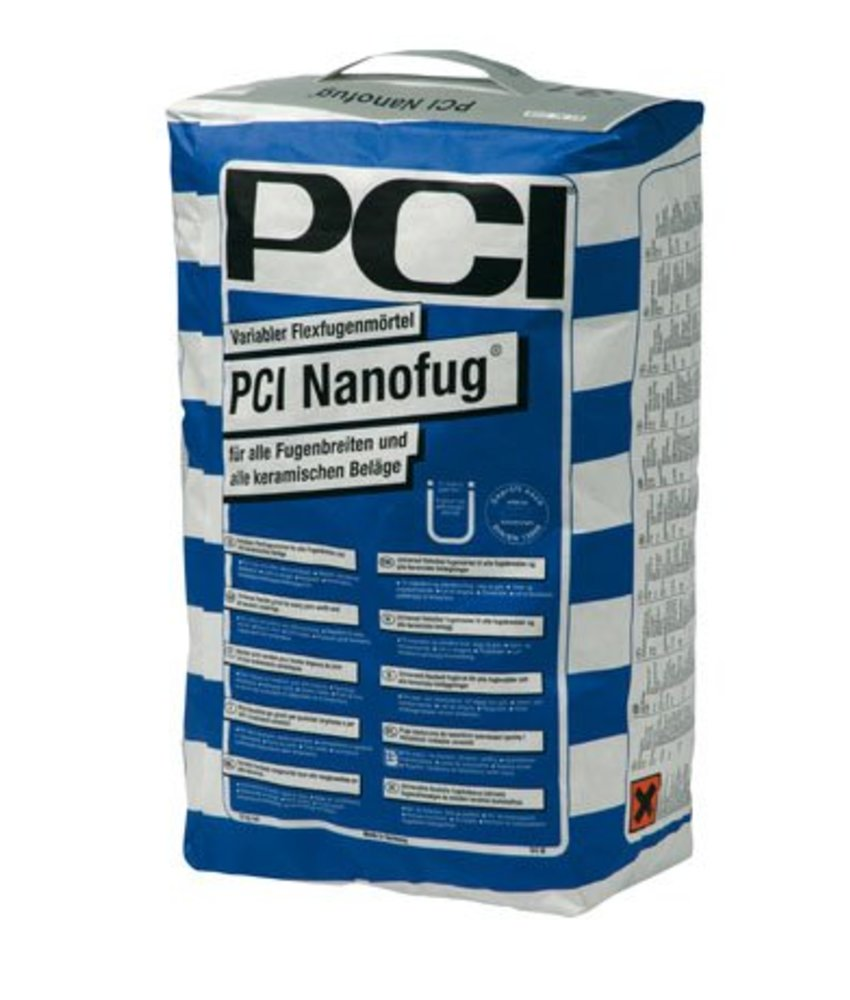NANOFUG – Variabler Flexfugenmörtel