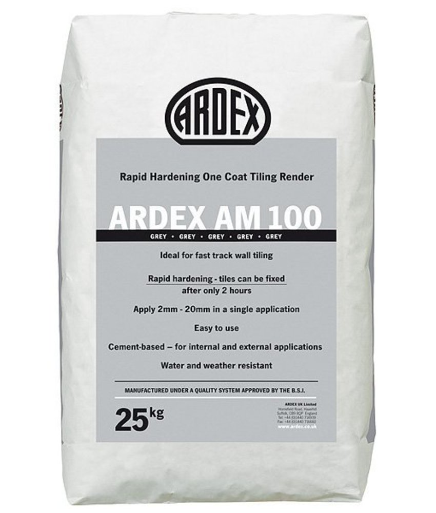 AM 100 - Ausgleichsmörtel (25 Kg)