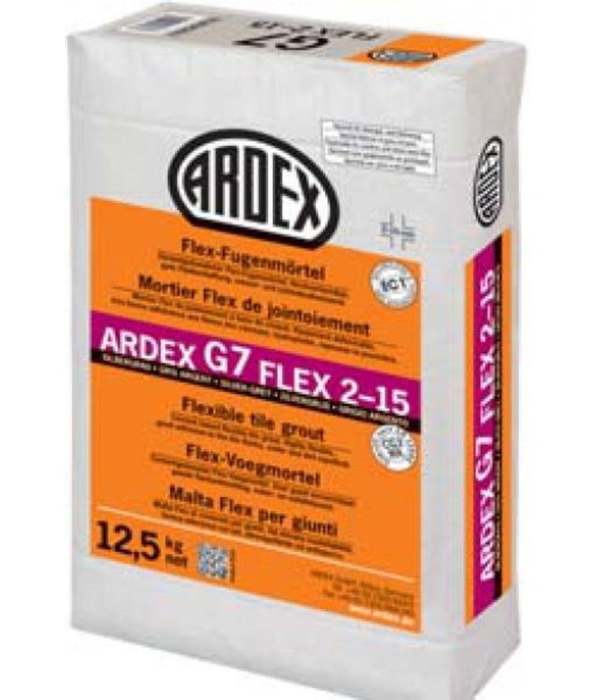 G 7 FLEX 2-15 – Flex-Fugenmörtel