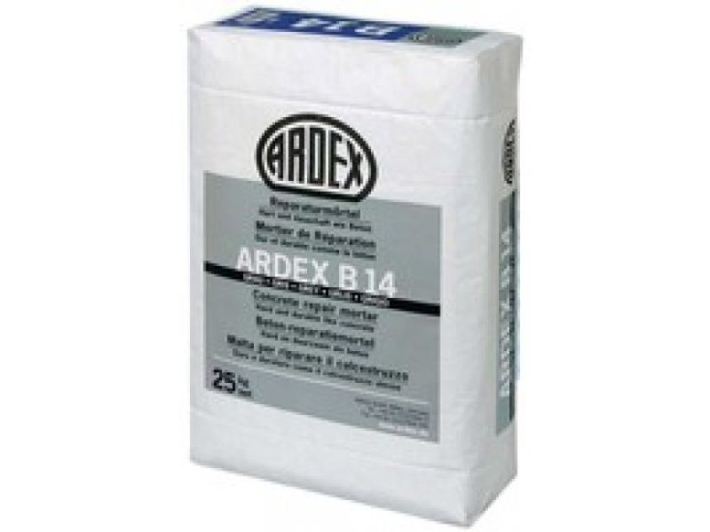 ARDEX B 14 – Beton-Reparaturmörtel (25 Kg)