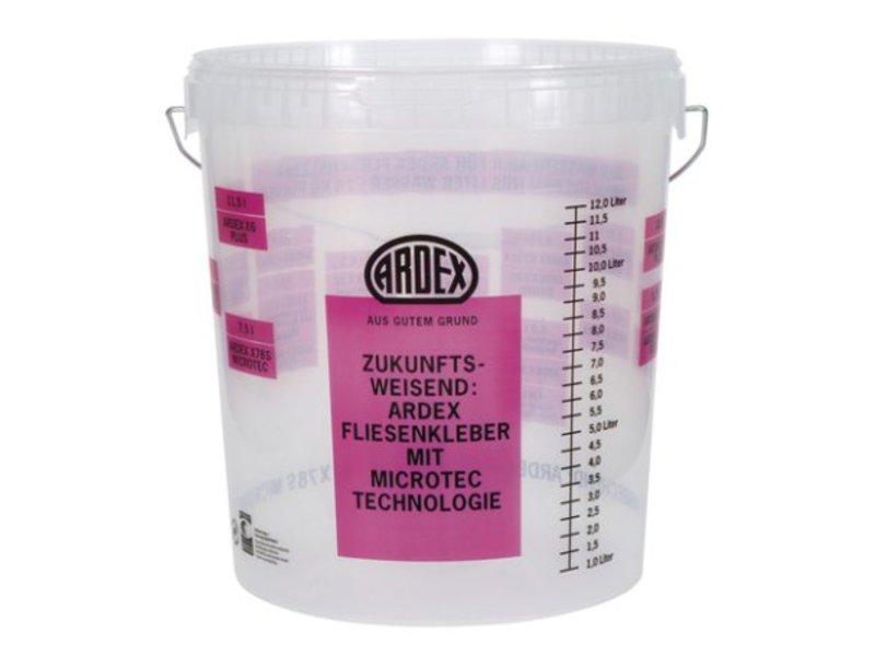 ARDEX Wassereimer, 12 Liter
