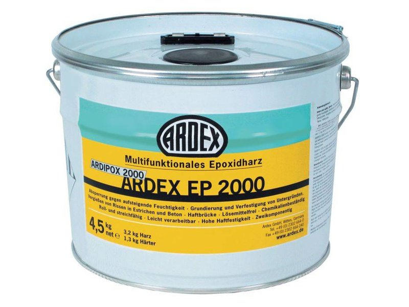 ARDEX EP 2000 – Multifunktionales Epoxidharz