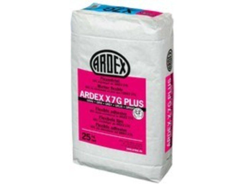 ARDEX X 7G PLUS – Flexmörtel