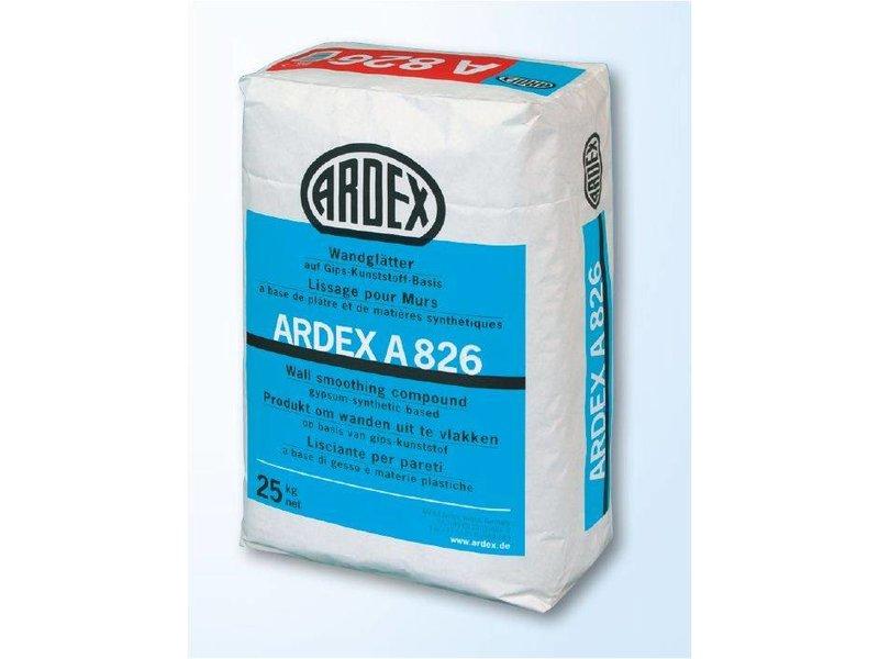 ARDEX A 826 – Wandglätter