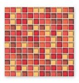 BÄRWOLF Glasmosaik-Fliesen GL-2350 Translucent red mix