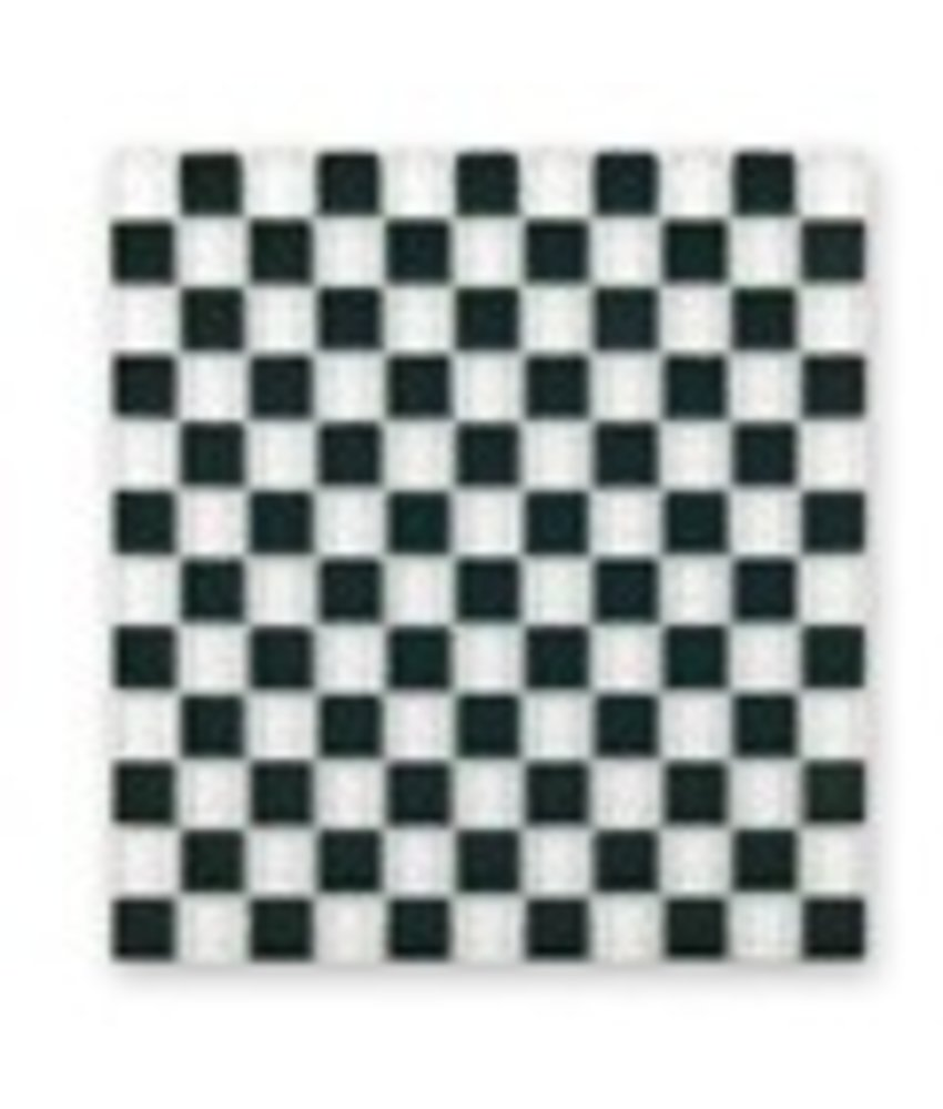 Glas-Mosaikfliesen GL-2501 Tuscany black & white