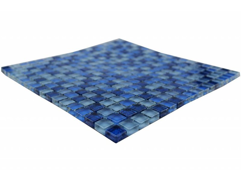 glasmosaik fliesen blau mix mot26 mosaic outlet. Black Bedroom Furniture Sets. Home Design Ideas