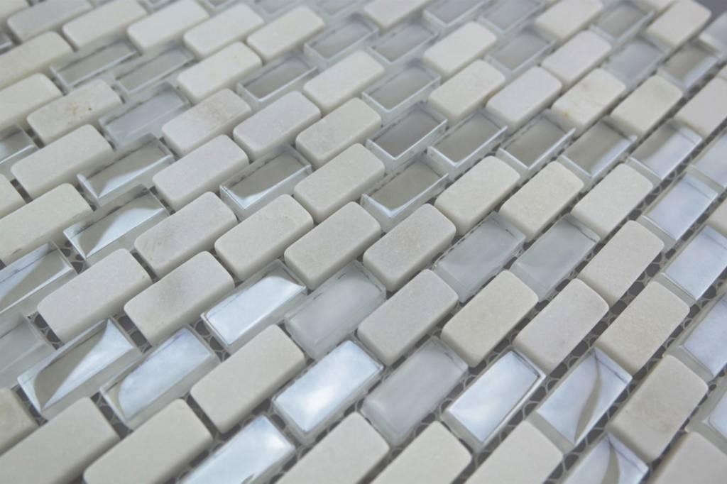 bunte mosaikfliesen wei mix mm2 mosaic outlet. Black Bedroom Furniture Sets. Home Design Ideas