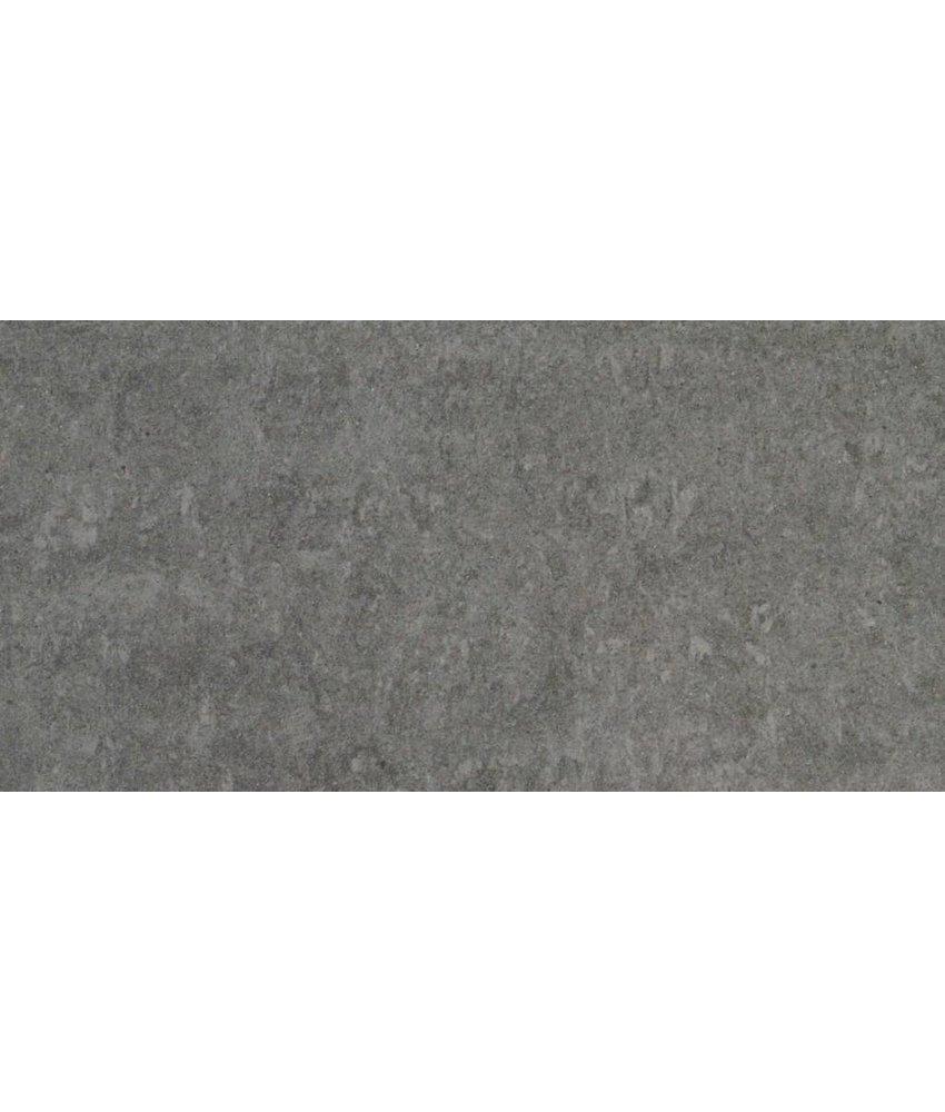 Feinsteinzeugfliese Gems anthracite polished - 30x60 cm