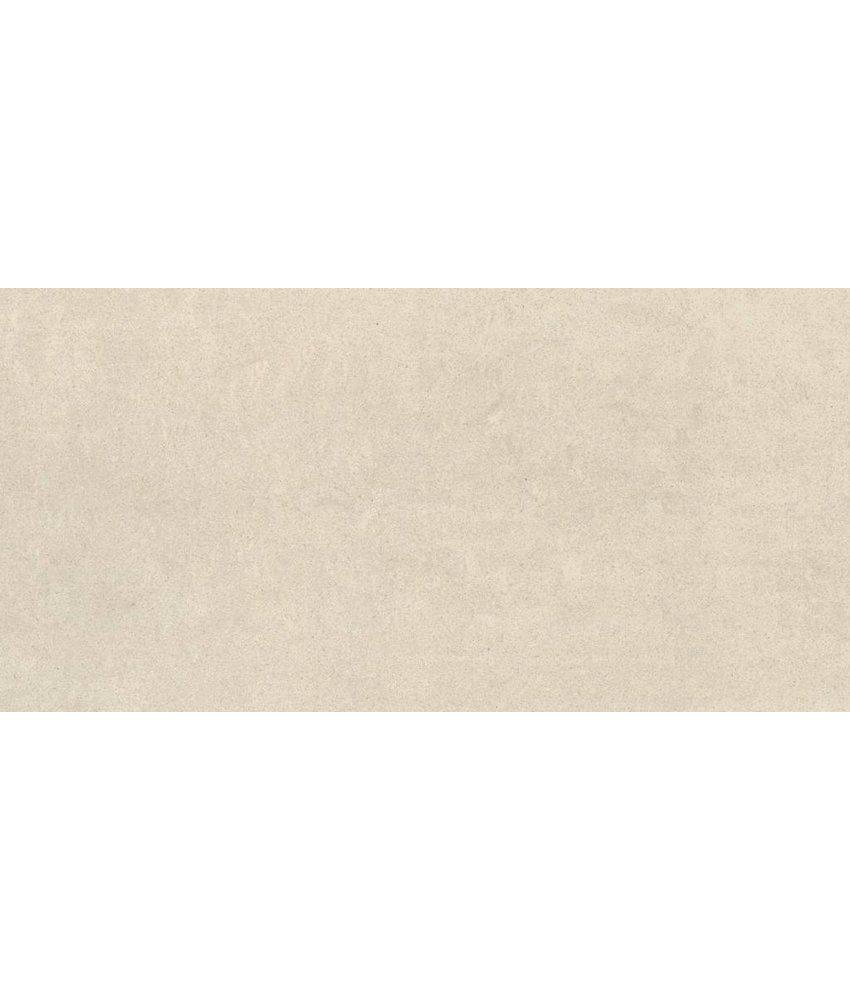 Feinsteinzeugfliese Gems light grey matt - 45x90 cm