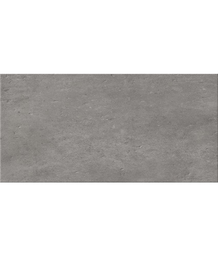 Bodenfliese Surface mid grey matt - 30x60 cm